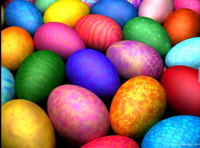 Should Christian Children Hunt Easter Eggs?