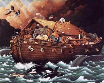 Did Noah's Ark Rip Off Gilgamesh?