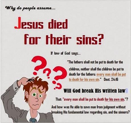Did God Break The Law When He Sent Jesus to The Cross?