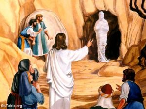 What The Raising Of Lazarus Does Not Prove