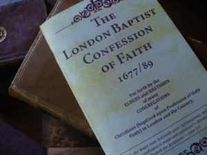 Q and A: My Thoughts On The Baptist Confession Of London