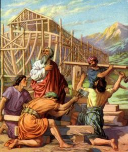 If The Flood Was Local, Why Didn't God Just Tell Noah To Move?