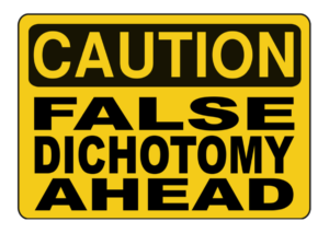 Logical Fallacy Series — Part 27: False Dichotomy