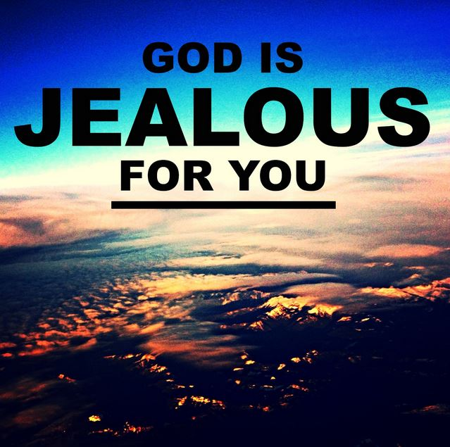 If Jealousy Is A Sin, How Can God Be Jealous?