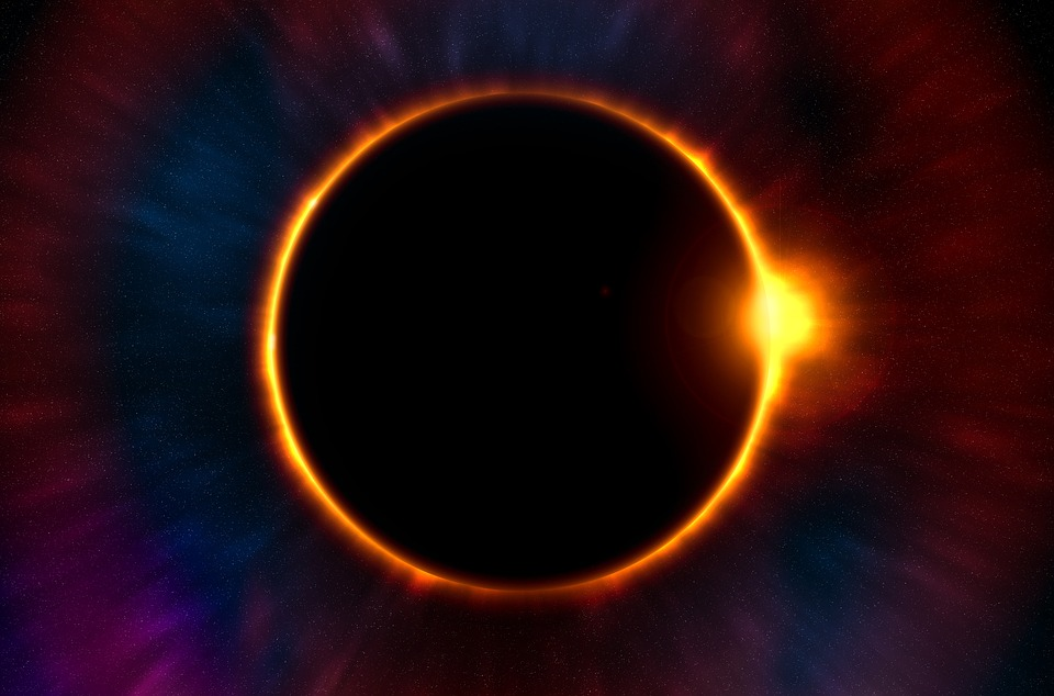 Solar Eclipses and God