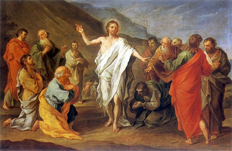 You are currently viewing The Evidence For Jesus' Resurrection – Part 5: Fact (3) – The Postmortem Appearances To The Disciples