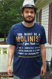Molinism T-Shirts You Can Buy In The Actual World