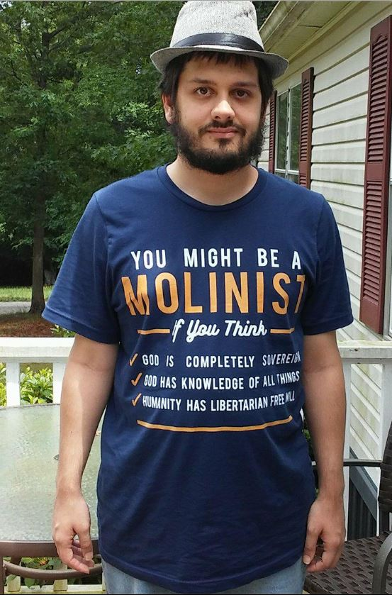 You are currently viewing Molinism T-Shirts You Can Buy In The Actual World