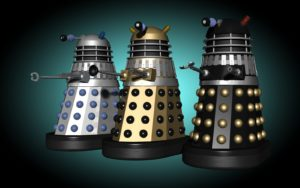 Daleks, Davros, and The Moral Argument For God's Existence