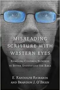 Misreading Scripture With Western Eyes (BOOK REVIEW)