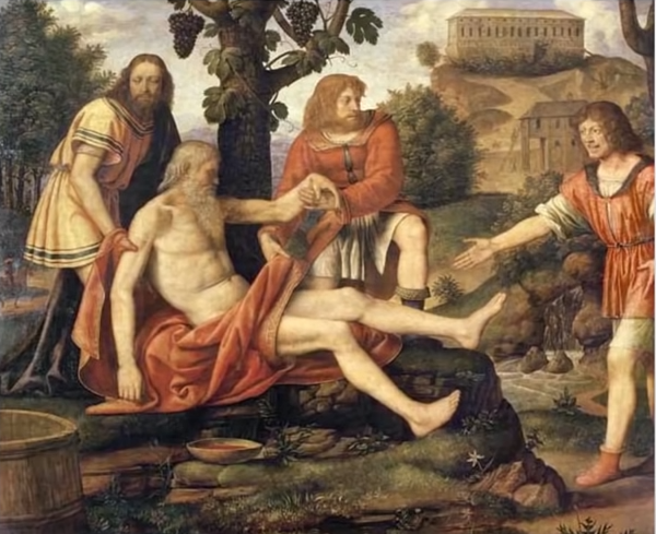 You are currently viewing Genesis 9: Noah's Nakedness, The Sin Of Ham, and The Curse Of Canaan