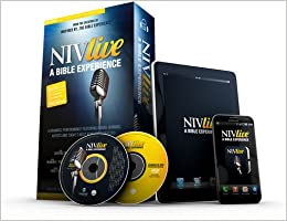 BOOK REVIEW (Sort Of): NIV Live A Bible Experience.