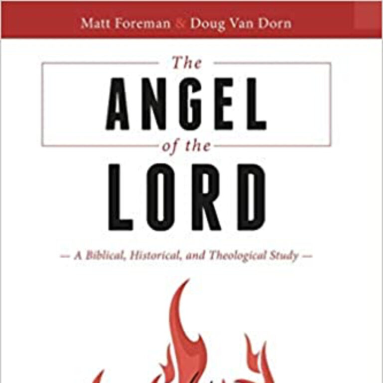 Episode 111: The Angel Of The Lord – With Douglas Van Dorn and Matt Foreman